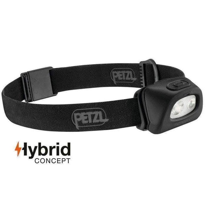 Lampe frontale tactique Petzl Tactikka + Hybrid 250 Lumens