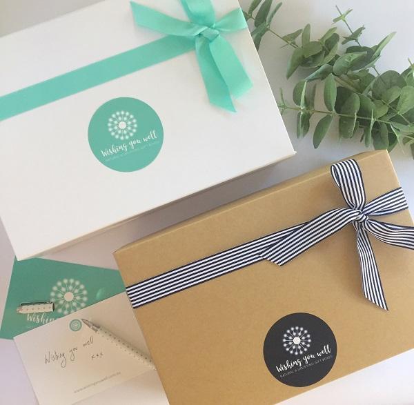 Gift wrap - white or brown box (bespoke orders)