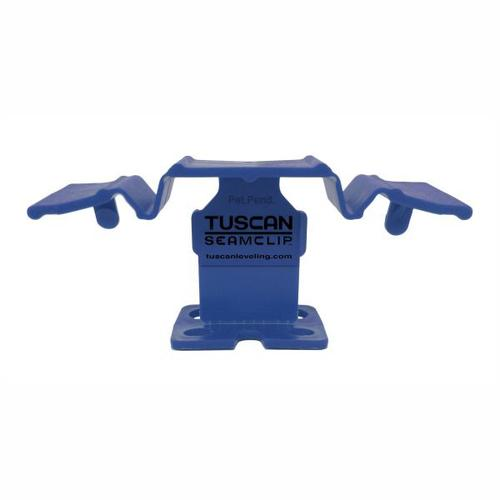Tuscan SeamClip Seam Clip - Blue - 6.5mm - 9.5mm Thick Tiles