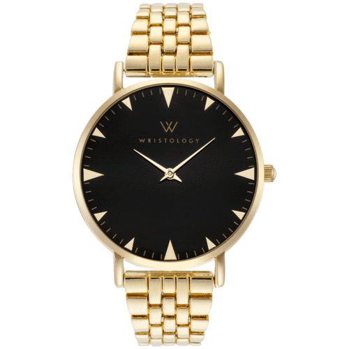 Stella Gold - Gold Link Watch