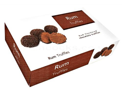 Rum Flavoured Chocolate truffles