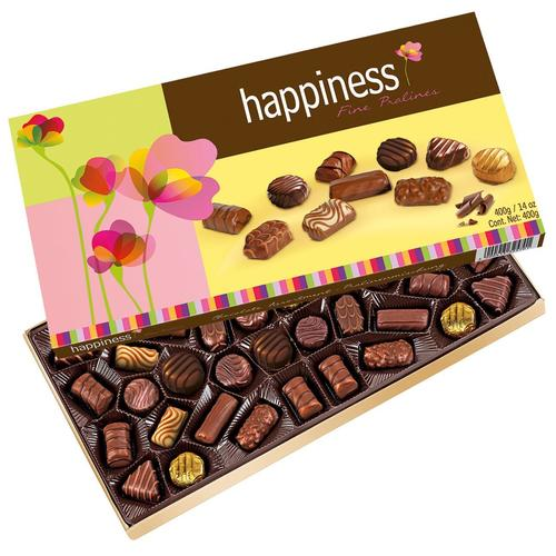 Happiness Fine Chocolates Pralines (400g)