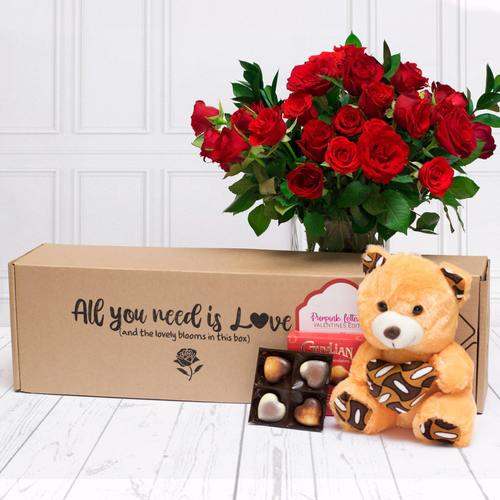 Sweetheart Plush Gift Pack