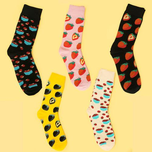 Fruitsy Happy Socks Set For Her
