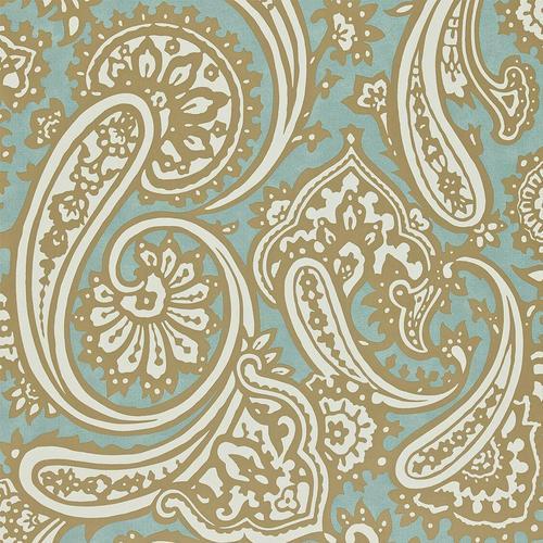 Harlequin Wallpaper Rapture Gold & Cream