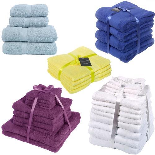 Luxury 100% Egyptian Cotton Towel Bales