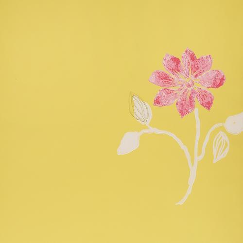 Designers Guild Wallpaper Cristobal Floral Yellow