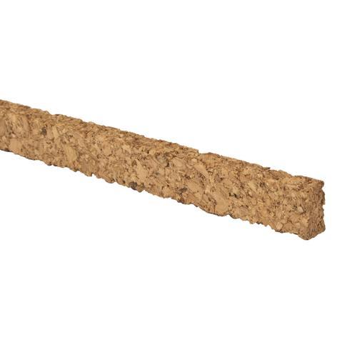 18 x Stikatak Cork Expansion Flooring Gap Insert Strips