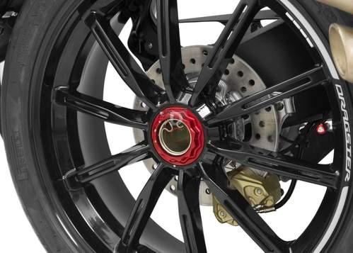 MV Agusta Rear Wheel Axle Nuts Kit CNC Racing