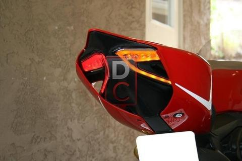 Ducati Panigale Integrated LED Tail Light