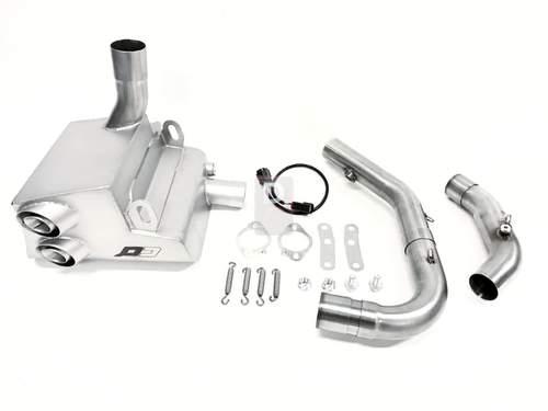 Ducati Monster 900 QD Ex Box Exhaust