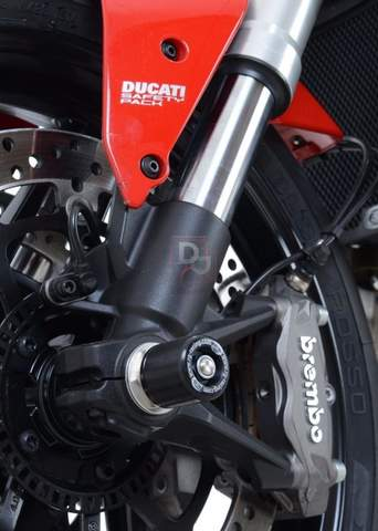 Ducati Monster 1200 Front Fork Sliders R&G