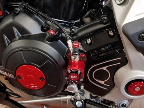 S 2010 /> CLUTCH ACTUATOR CNC RACING 30 MM ERGAL DUCATI MULTISTRADA 1200