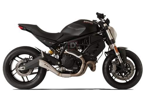 Ducati Monster 797 Exhaust Slip on Hydroform HP Corse