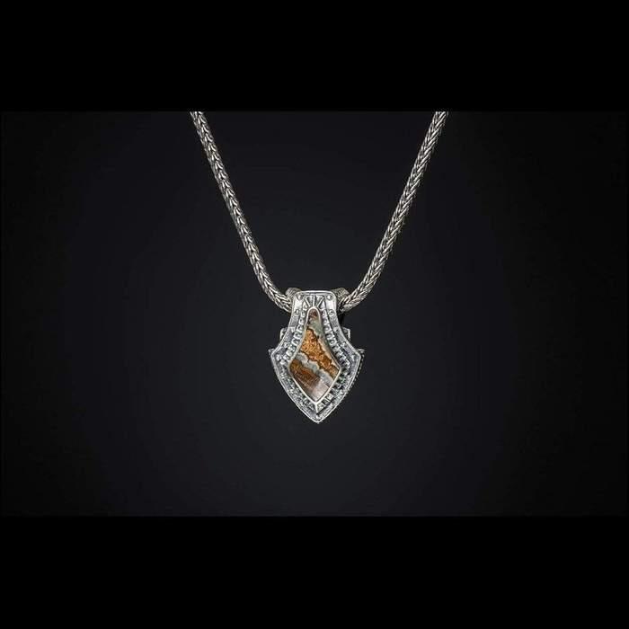 Men's Pike Necklace - P4 MT BR