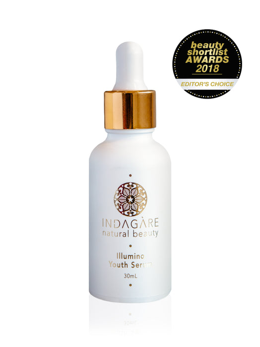 Illumino Youth Serum -  Organic Prickly Pear Seed Oil
