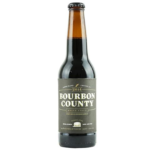 Goose Island Bourbon County Brand Stout 2014