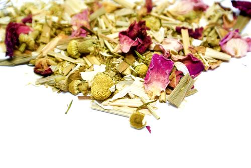 Chamomile Wild Rose - Herbal Organic