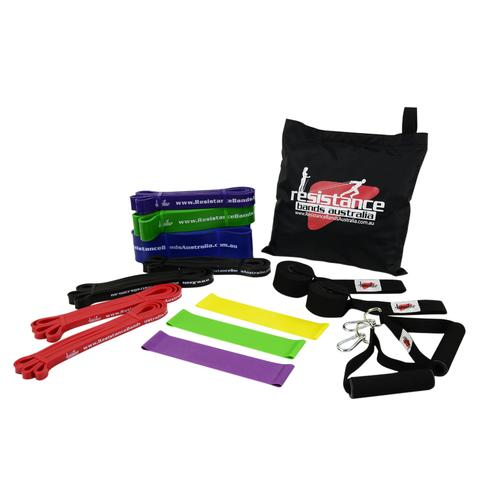 Resistance Bands - Advanced Pro Loop Full Body Functional Training Package 4.0