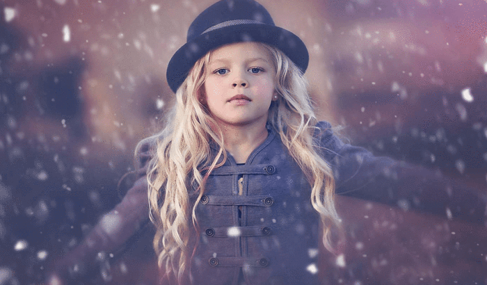 """""""Let it Snow"""" Brushes and Winter Actions"""