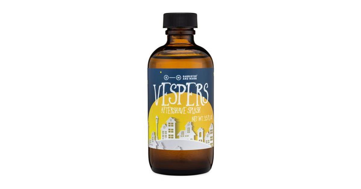 Vespers Aftershave Splash (Seasonal)