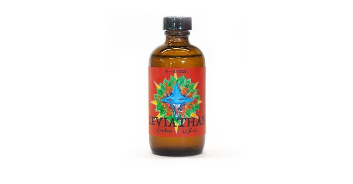 Leviathan Alcohol Aftershave Splash
