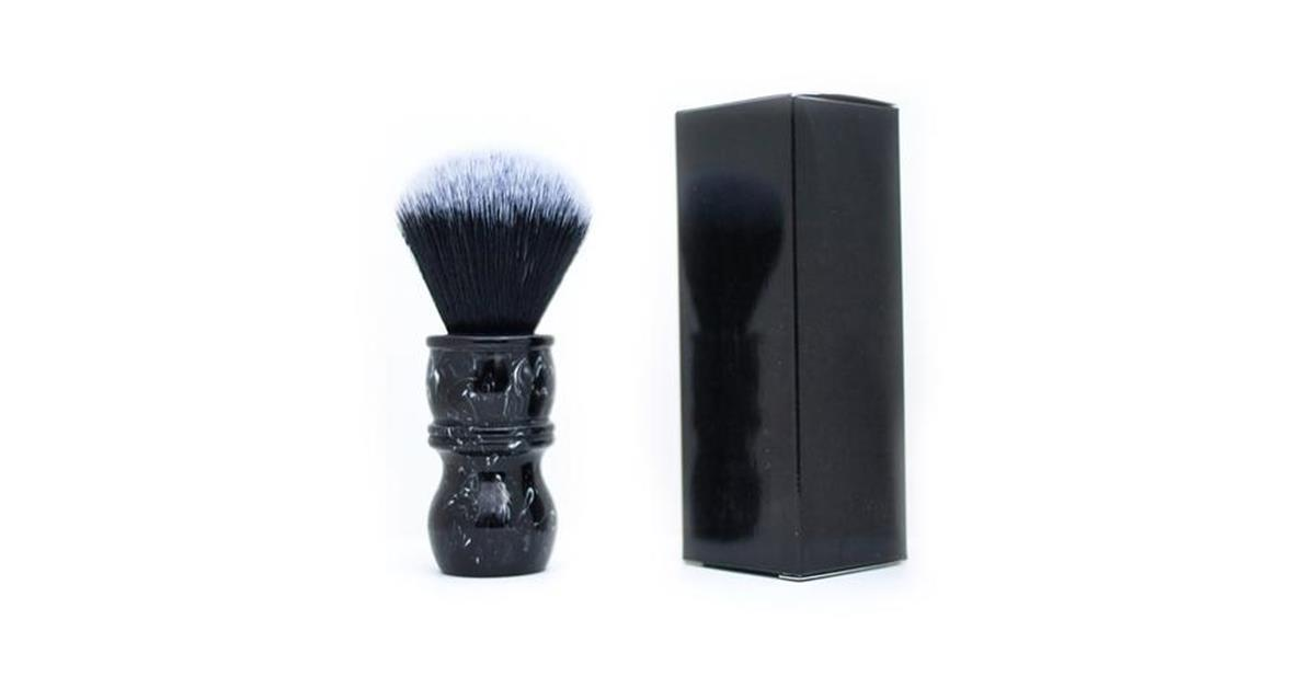 Synthetic Fiber Shaving Brush, 22 mm