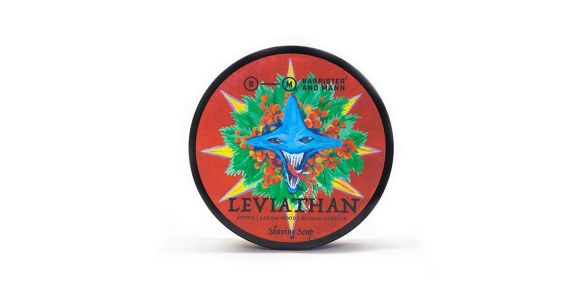 Leviathan Shaving Soap