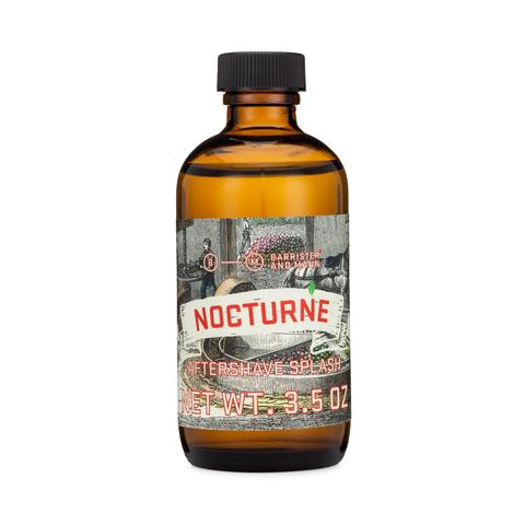 Nocturne Alcohol Aftershave Splash