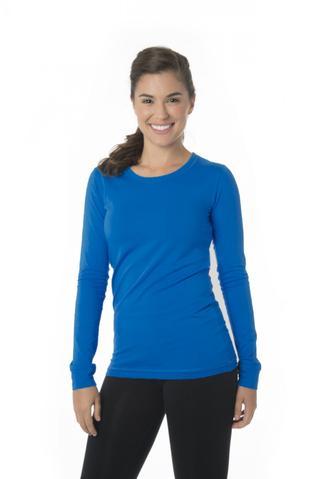 Women's Ultra Blue Long Sleeve