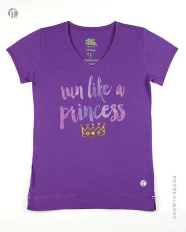 Run Like a Princess V (Rapunzel)