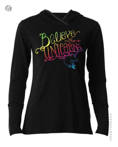 Believe in Unicorns Hoodie
