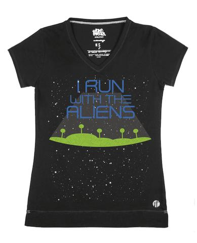 Run with the Aliens V