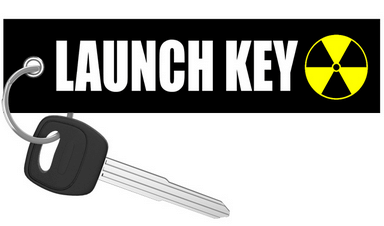 Launch Key - Motorcycle Keychain