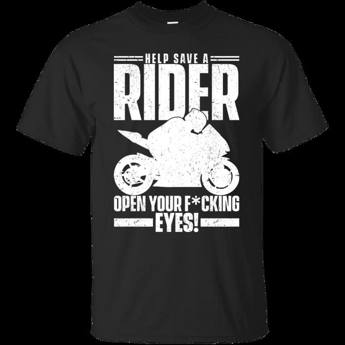 Save A Rider T-Shirt