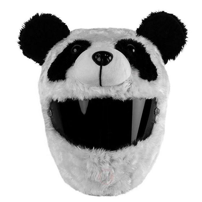 Motorcycle Helmet Cover - Panda