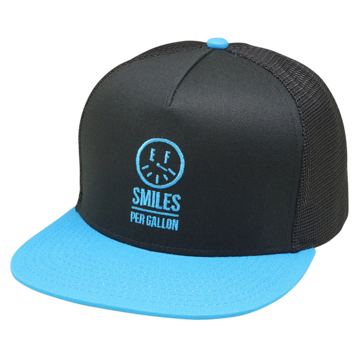 That Dude In Blue - Smiles Per Gallon Snapback Hat