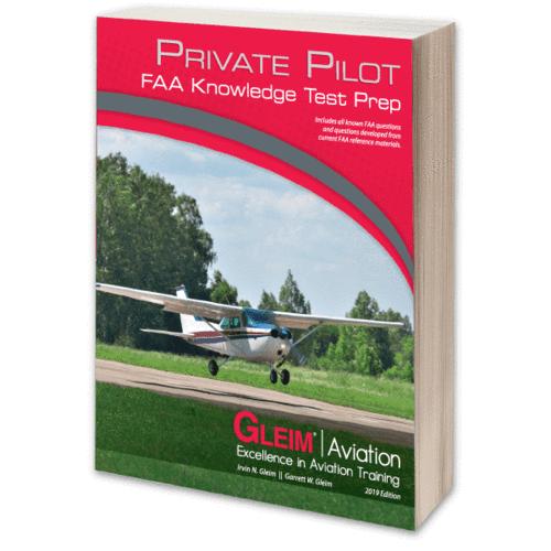 Gleim 2019 Private Pilot FAA Knowledge Test