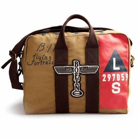 B-17 75th Anniversary Nav Kit Bag