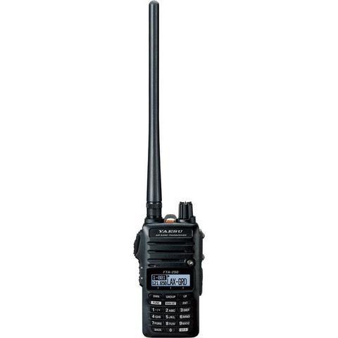 Yaesu FTA-250L (COMM ONLY) Li-Ion Handheld VHF Transceiver
