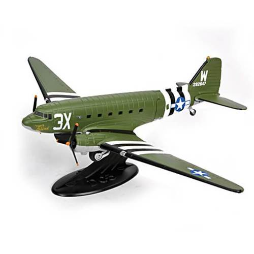 """That's All, Brother"""" WWII Douglas C-47 Diecast Airplane"""