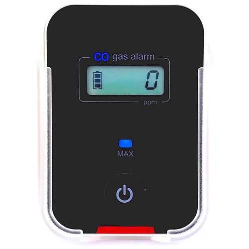 Carbon Monoxide CO Detector by FORENSICS