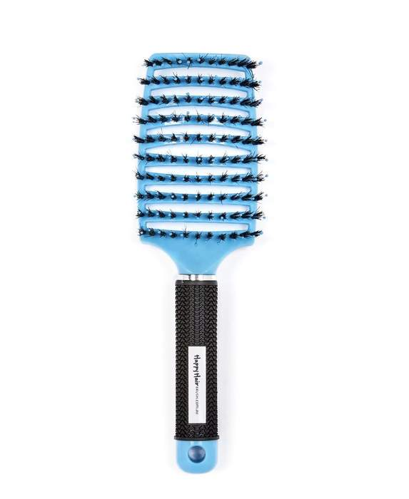 Sensory Happy Hair Brush - A softer brush not suitable for thick hair