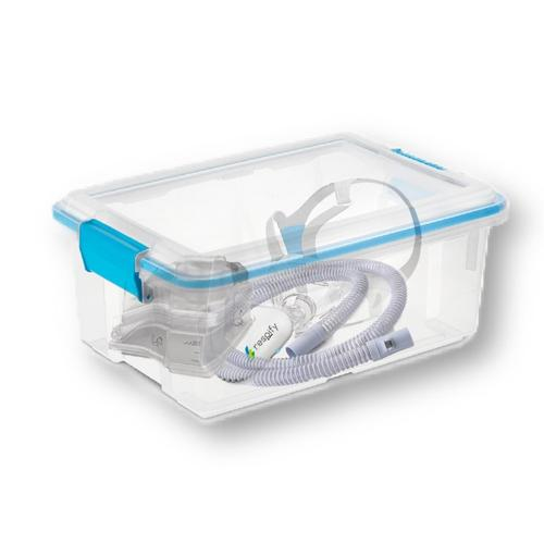 Respify CPAP BIPAP Cleaner and Sanitizer - Deluxe Home & Travel Kit