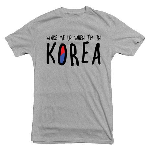 Wake Korea Tee