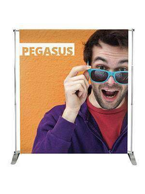 Exhibition Stand Fabric - Pegasus Banner Stands 2.4m | Pegasus