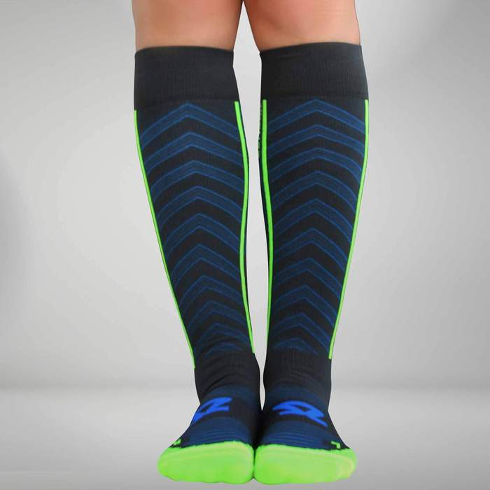 Aspiring Mens Autumn Winter Cotton Long Socks Compression Socks Over Knee High Elastic Sock Ball Game Socks Men's Socks