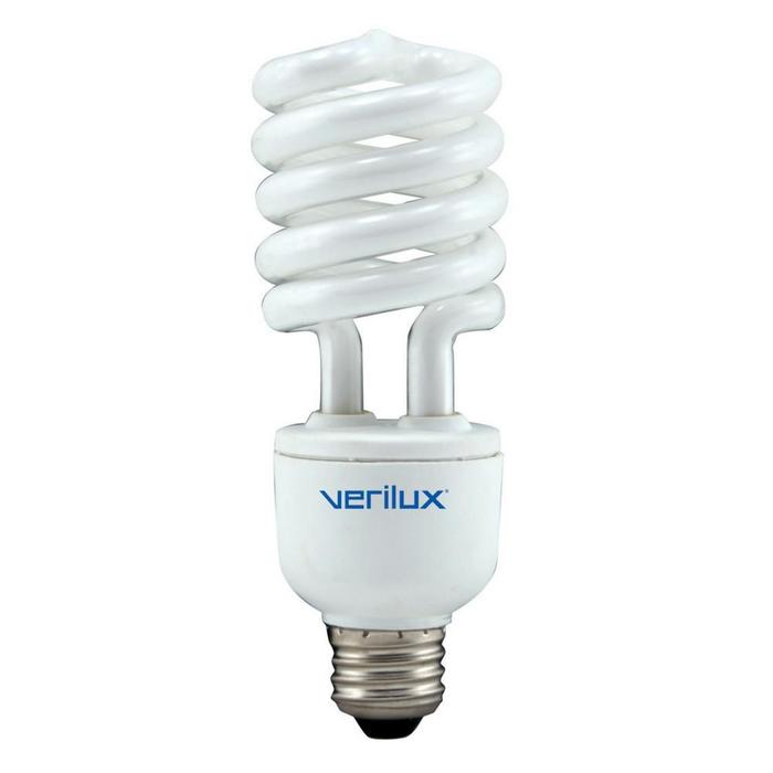 23W Compact Fluorescent Light Bulb (CFL) 2-Pack