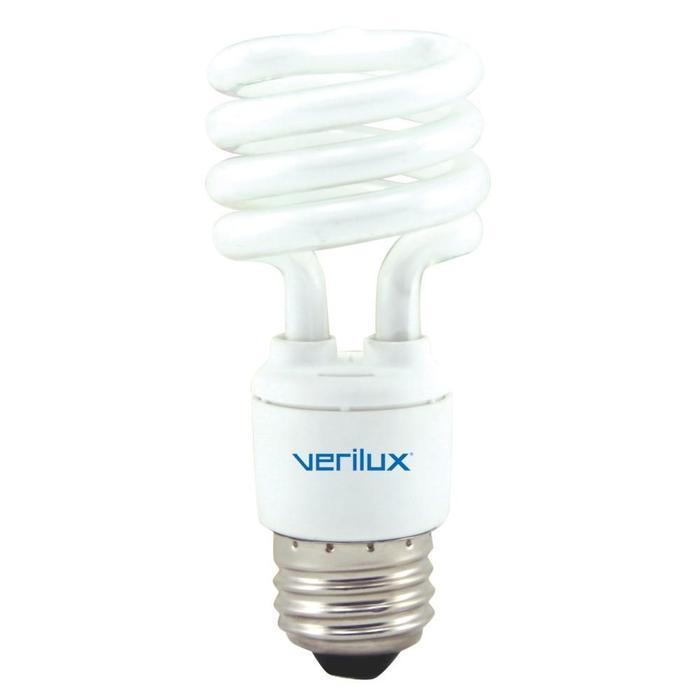 13W Compact Fluorescent Light Bulb (CFL) 2-Pack