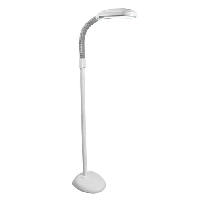 SmartLight LED Modern Floor Lamp - White